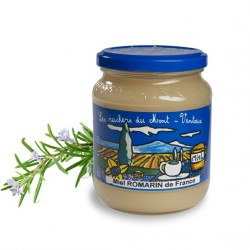 French Rosemary Honey