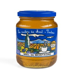 Mountain Honey from France