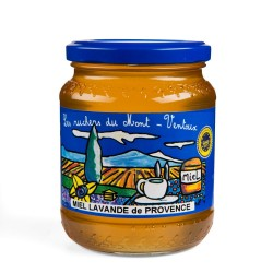 Liquid Lavender Honey from Provence
